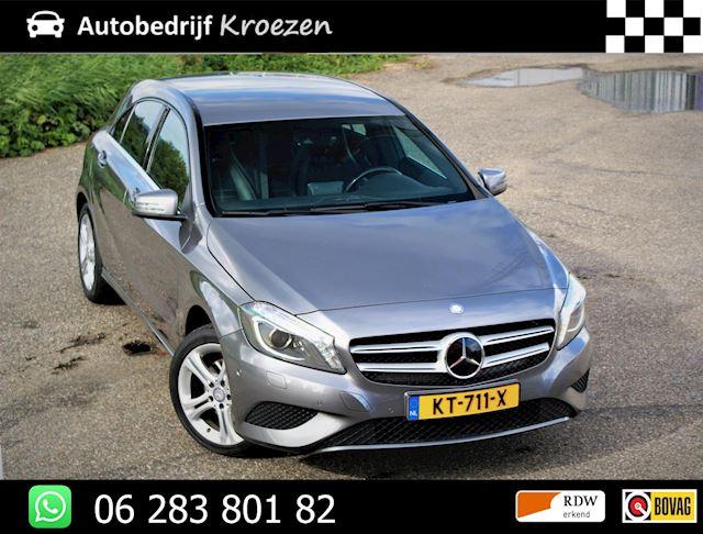 Mercedes-Benz A-klasse 200 CDI Prestige * Led * Cruise * Navigatie * Stoelverwarming *