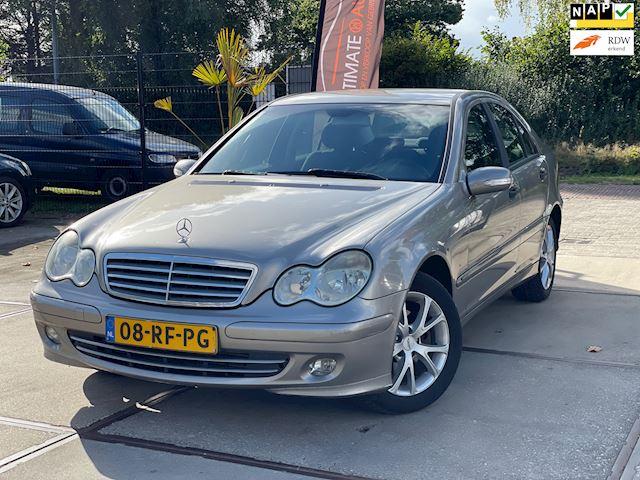 Mercedes-Benz C-klasse 180 K. Classic 1e EIGENAAR NIEUW APK NAVI NAP
