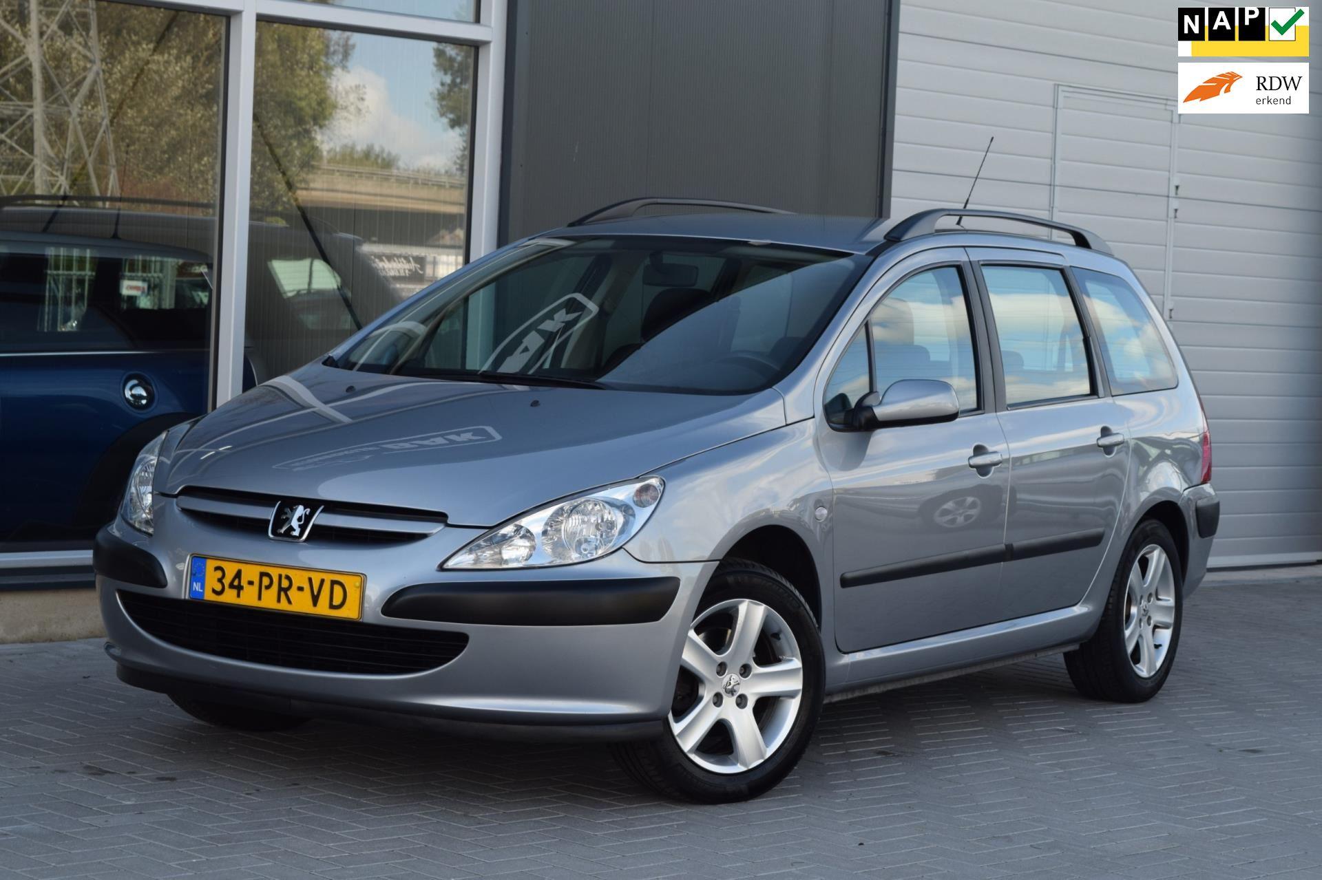 Peugeot 307 Break occasion - Autobedrijf Bak