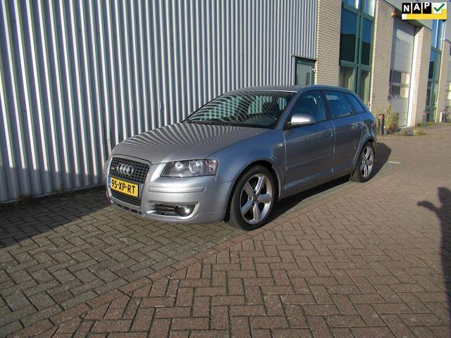 Audi A3 Sportback occasion - Autobedrijf Maasdijk