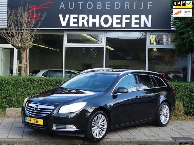Opel Insignia Sports Tourer 2.0 CDTI EcoFLEX Business Edition - APK SEPTEMBER 2022 - NAVIGATIE - CLIMATE CONTROL - MULTI STUUR
