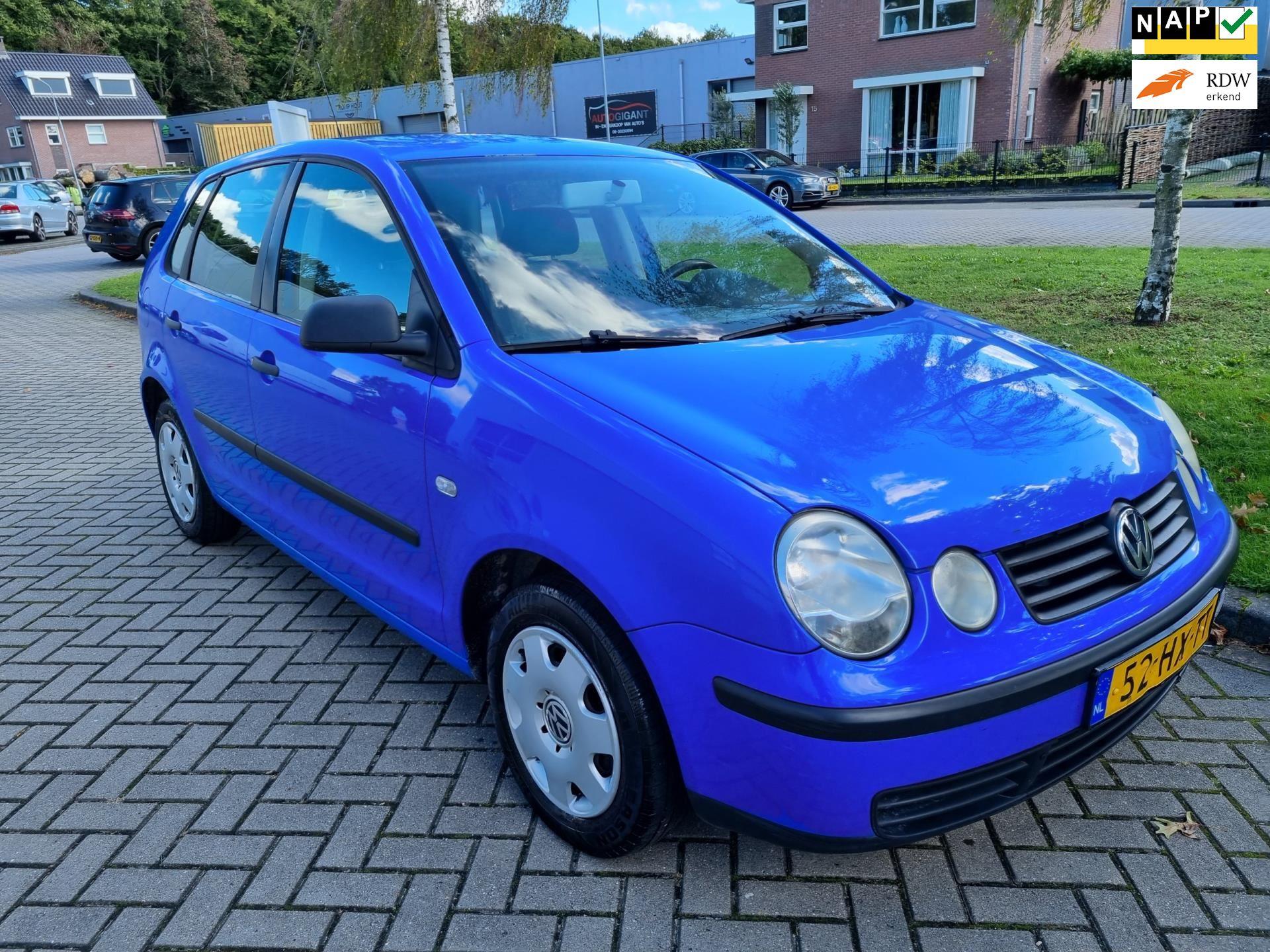 Volkswagen Polo occasion - v.d. Weg Auto's