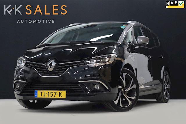 Renault Grand Scénic 1.3 TCe Bose edition 7p. [TREKHAAK, MASSAGE STOEL, LANE ASSIST, DODE HOEK, VOL LEDER, BOSE SOUND, NIEUWSTAAT]