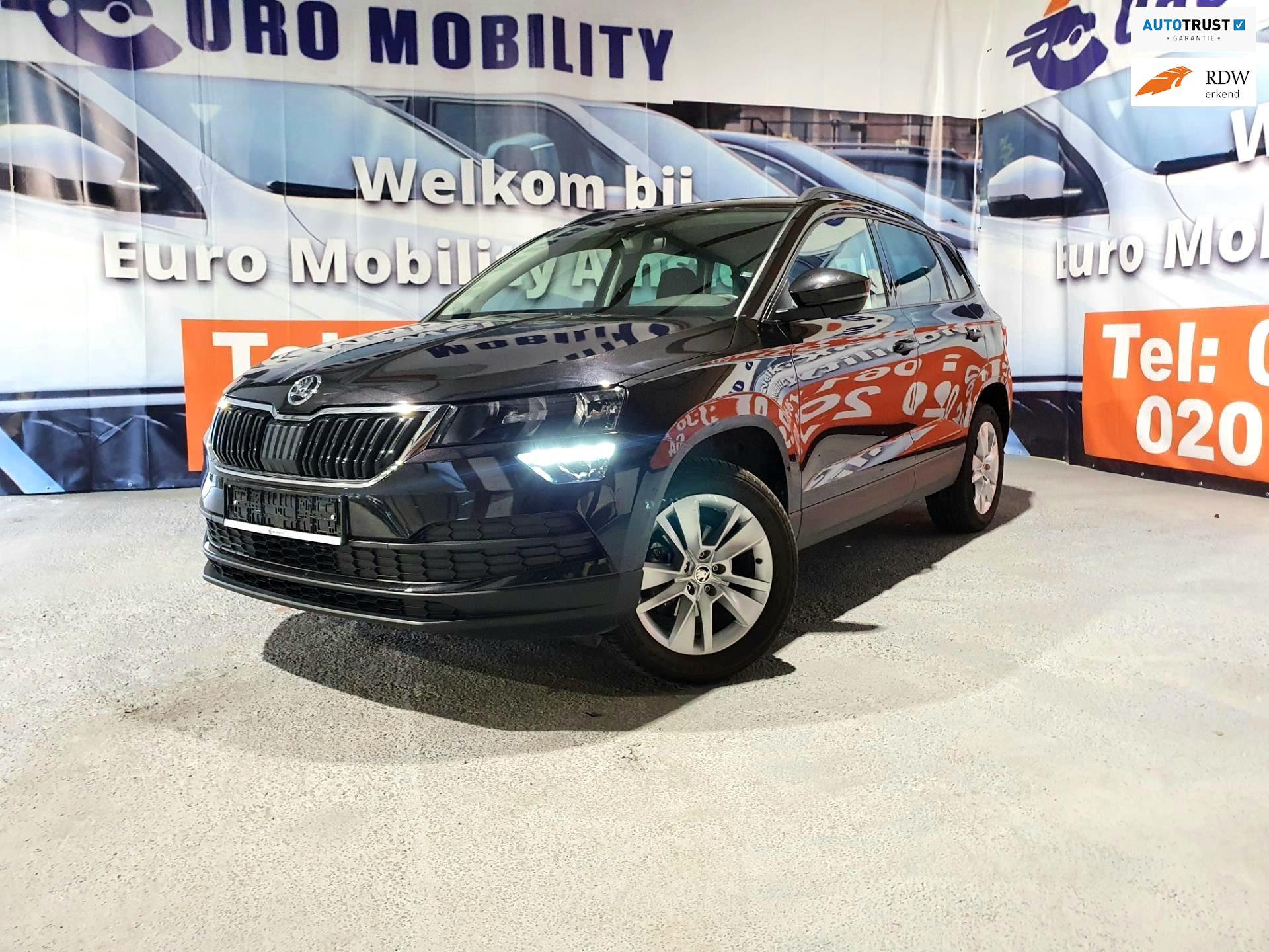 Skoda Karoq occasion - Euro Mobility Amstelveen