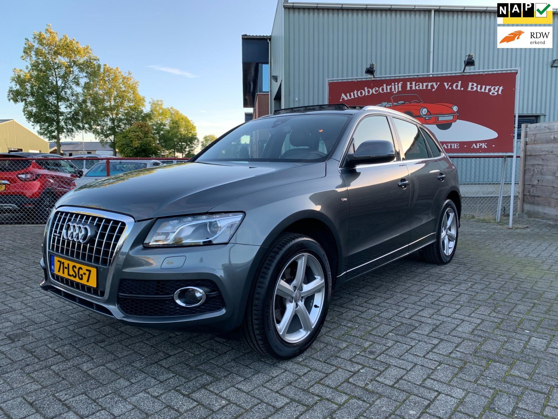 Audi Q5 occasion - Autobedrijf Harry van der Burgt