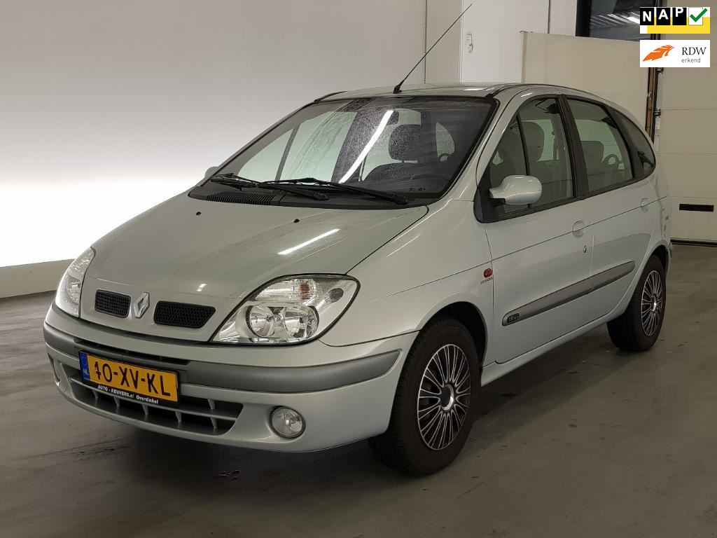 Renault Scénic occasion - Autohandel Honing