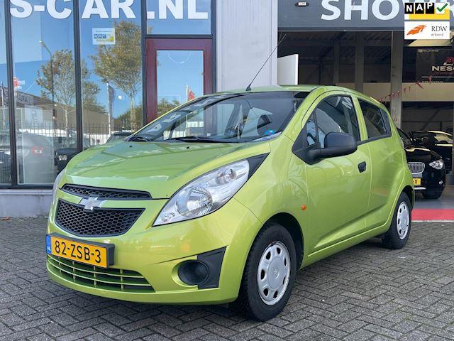 Chevrolet Spark 1.0 16V LT Bi-Fuel, Zeer Zuinig!, Lage km!