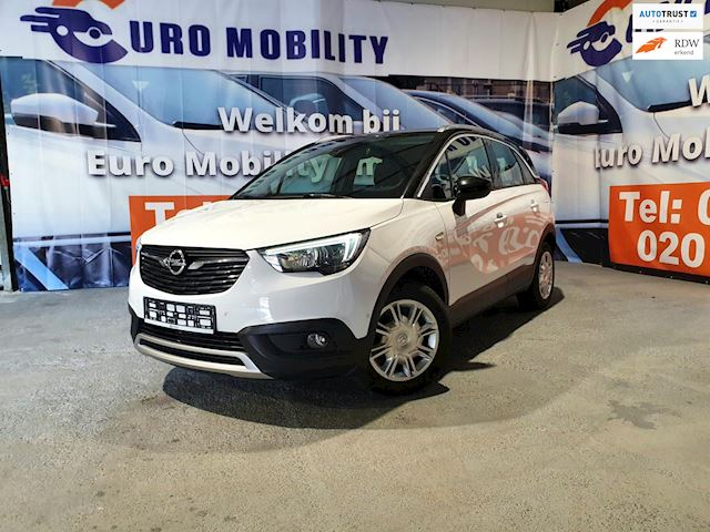 Opel Crossland X 1.2 Turbo Innovation 131PK Navi, Climate, Camera, PDC, Stuurverw., Voorruitverw.