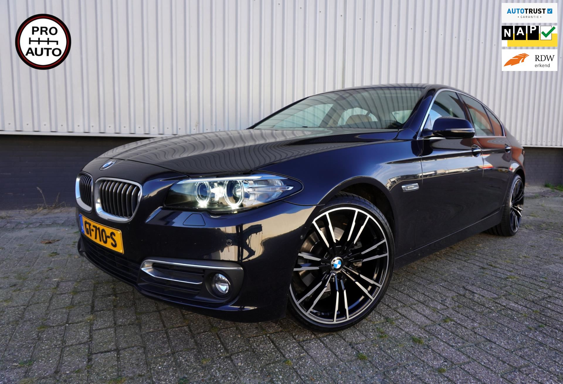BMW 5-serie occasion - Proautoverkoop