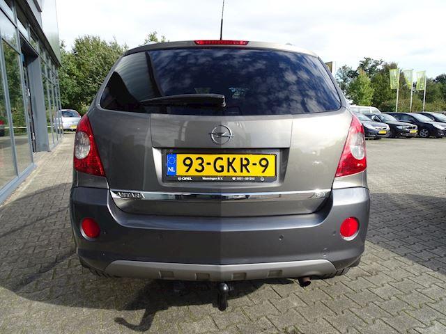 Opel Antara 2.4-16V Temptation LPG