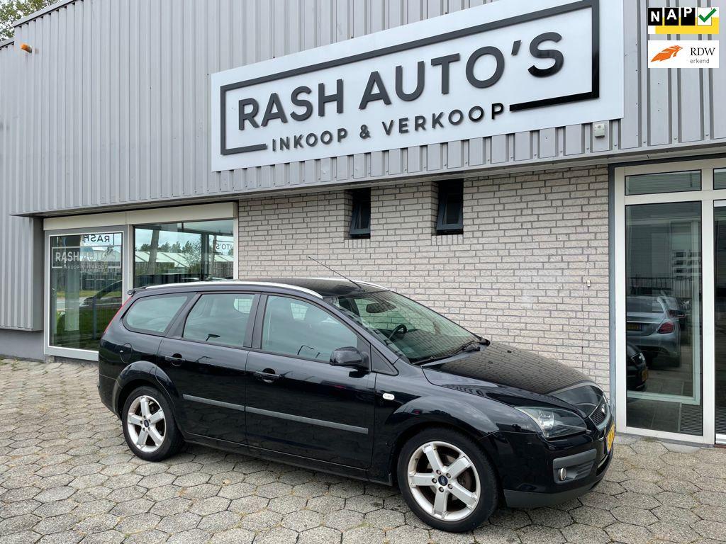 Ford Focus Wagon occasion - RASH AUTO'S