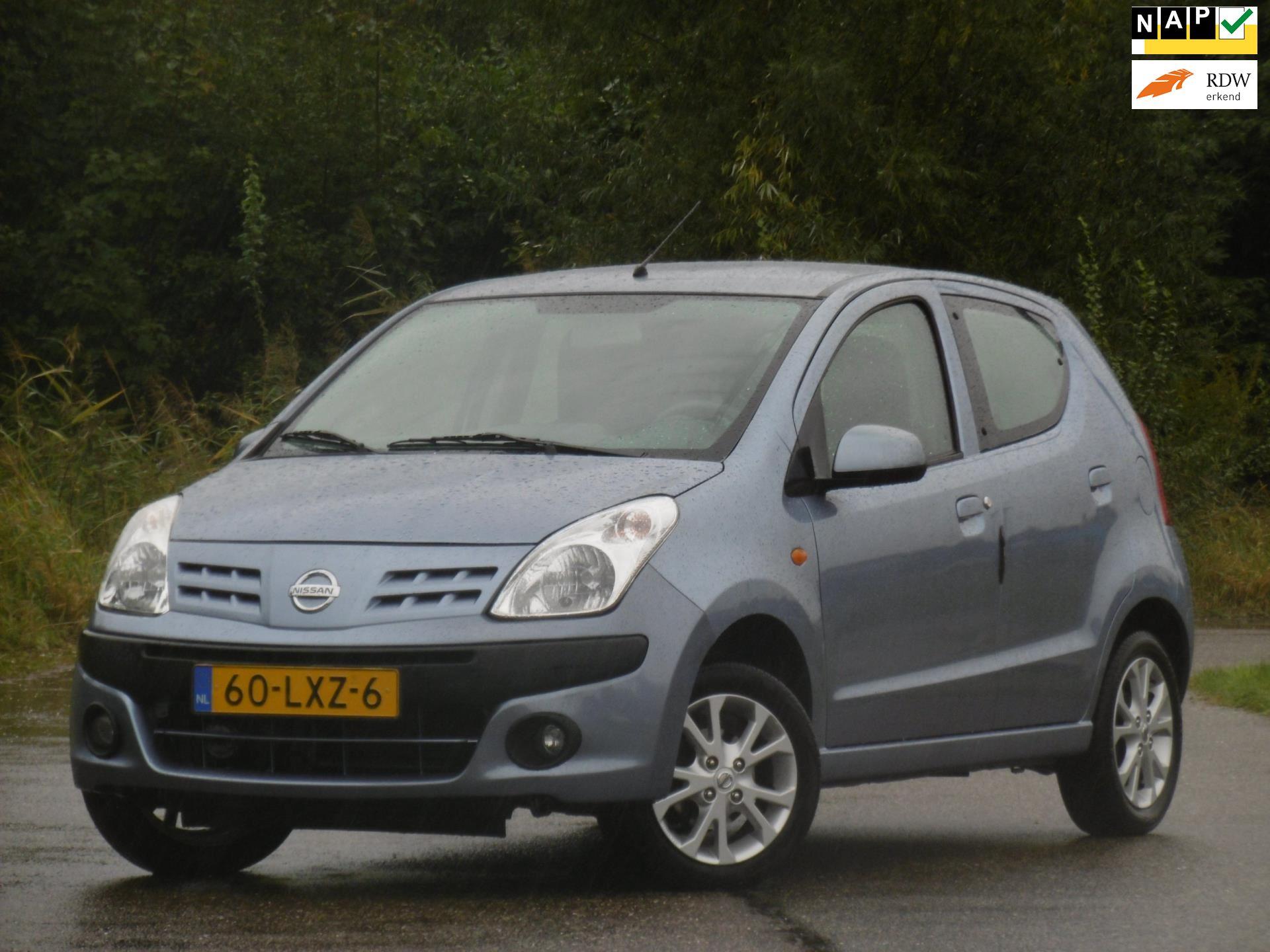 Nissan Pixo occasion - Dunant Cars