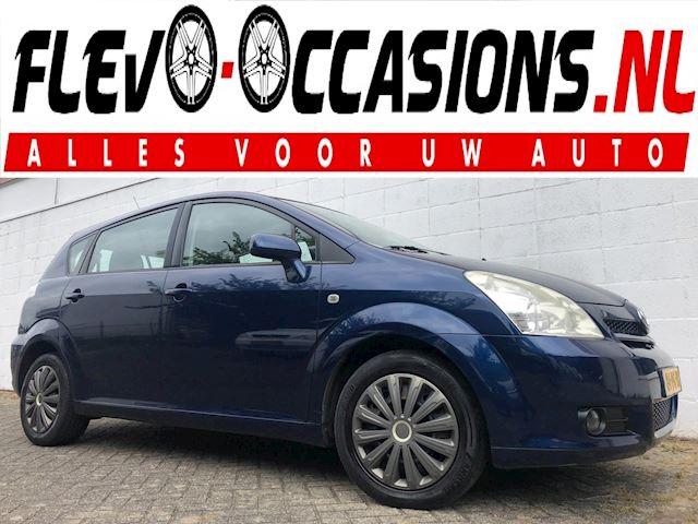 Toyota Corolla Verso 1.8 VVT-i Sol Automaat 7 Persoons Airco Trekhaak