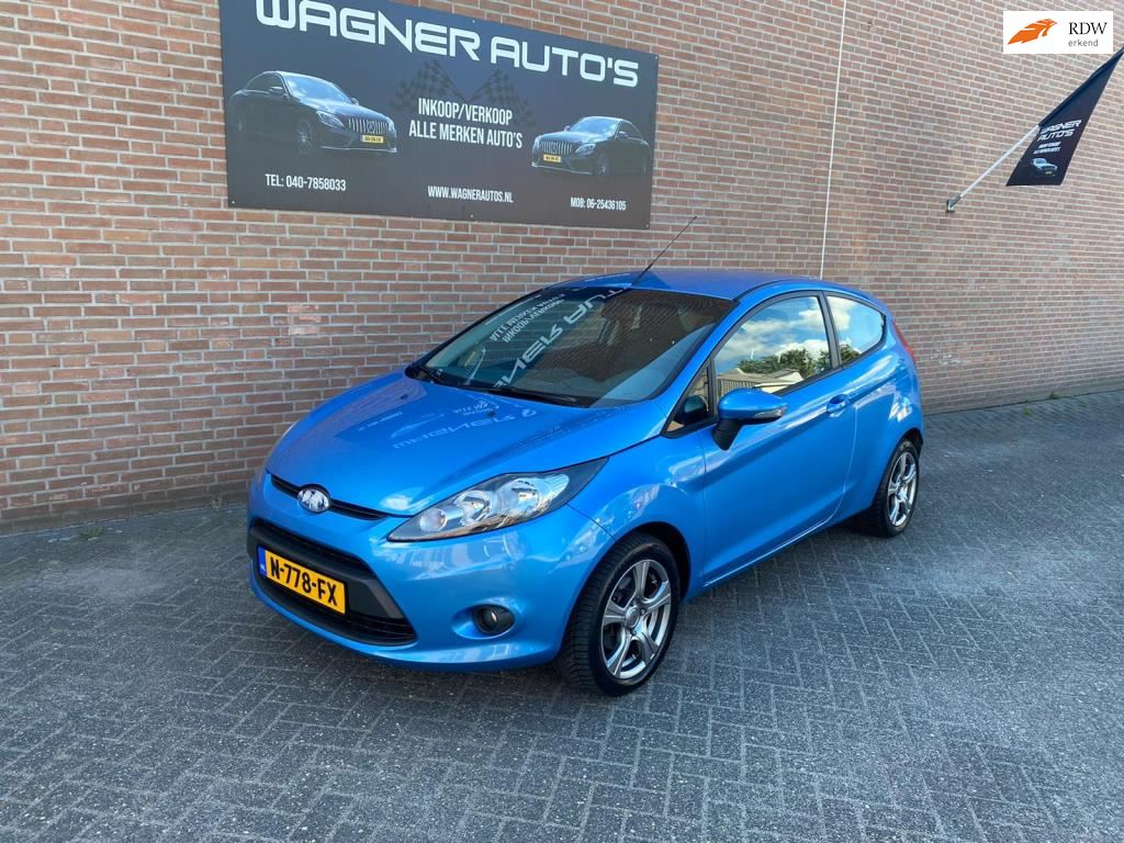 Ford Fiesta occasion - Wagner Auto's