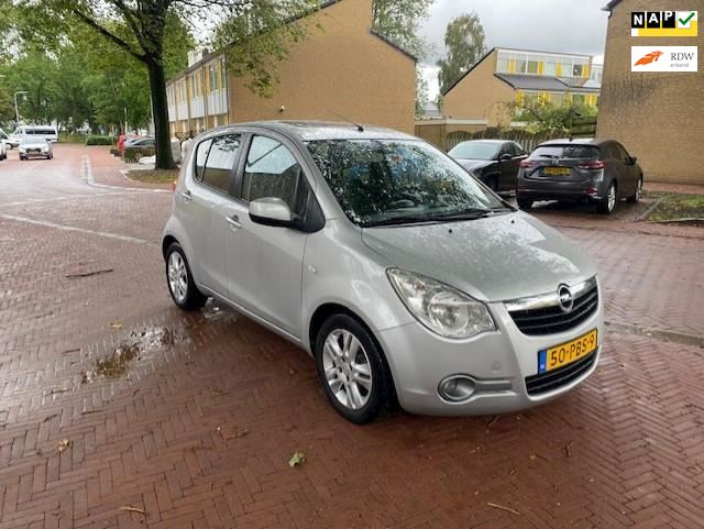 Opel Agila AUTOMAAT / Eerste eigenaar /  Volledig dealer onderhouden / Open dak