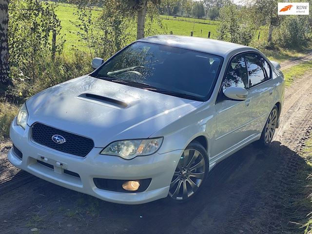 Subaru Legacy 2.0 GT Turbo Facelift JDM
