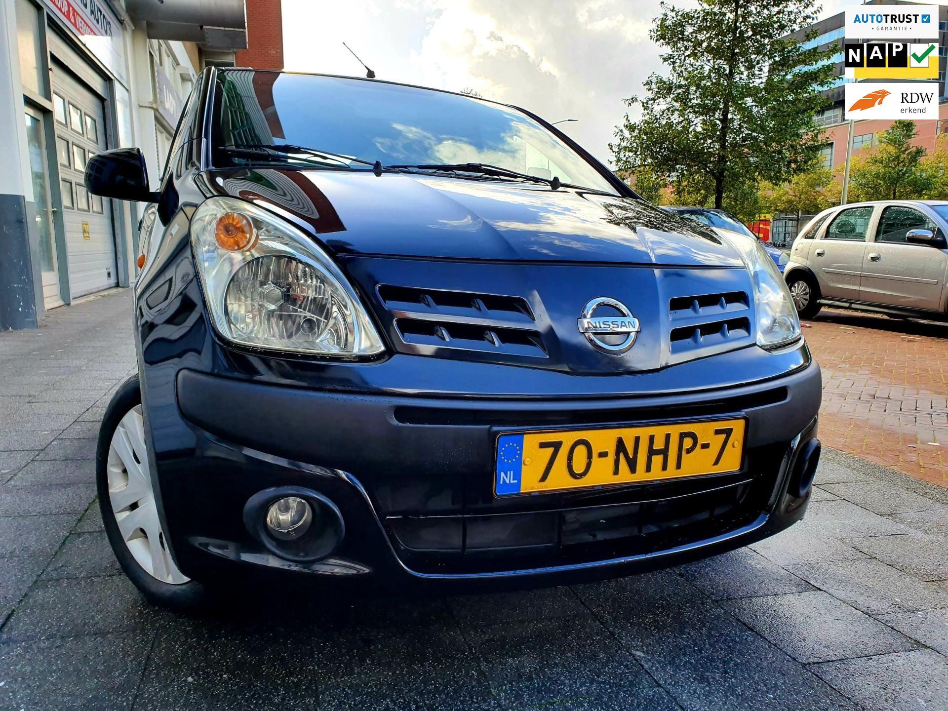 Nissan Pixo occasion - Haagland Auto's
