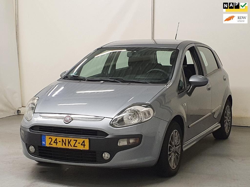 Fiat Punto Evo occasion - Autohandel Honing