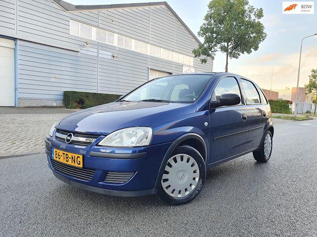Opel Corsa 1.2-16V Rhythm/5DEURS/ 2 X SLEUTELS/BOEKJES