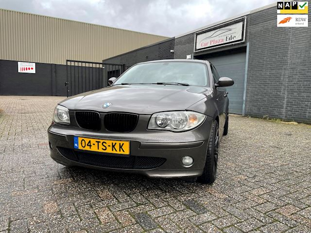 BMW 1-serie 120d Business Line Aut. Airco Cruise LM-Wielen APK NAP.