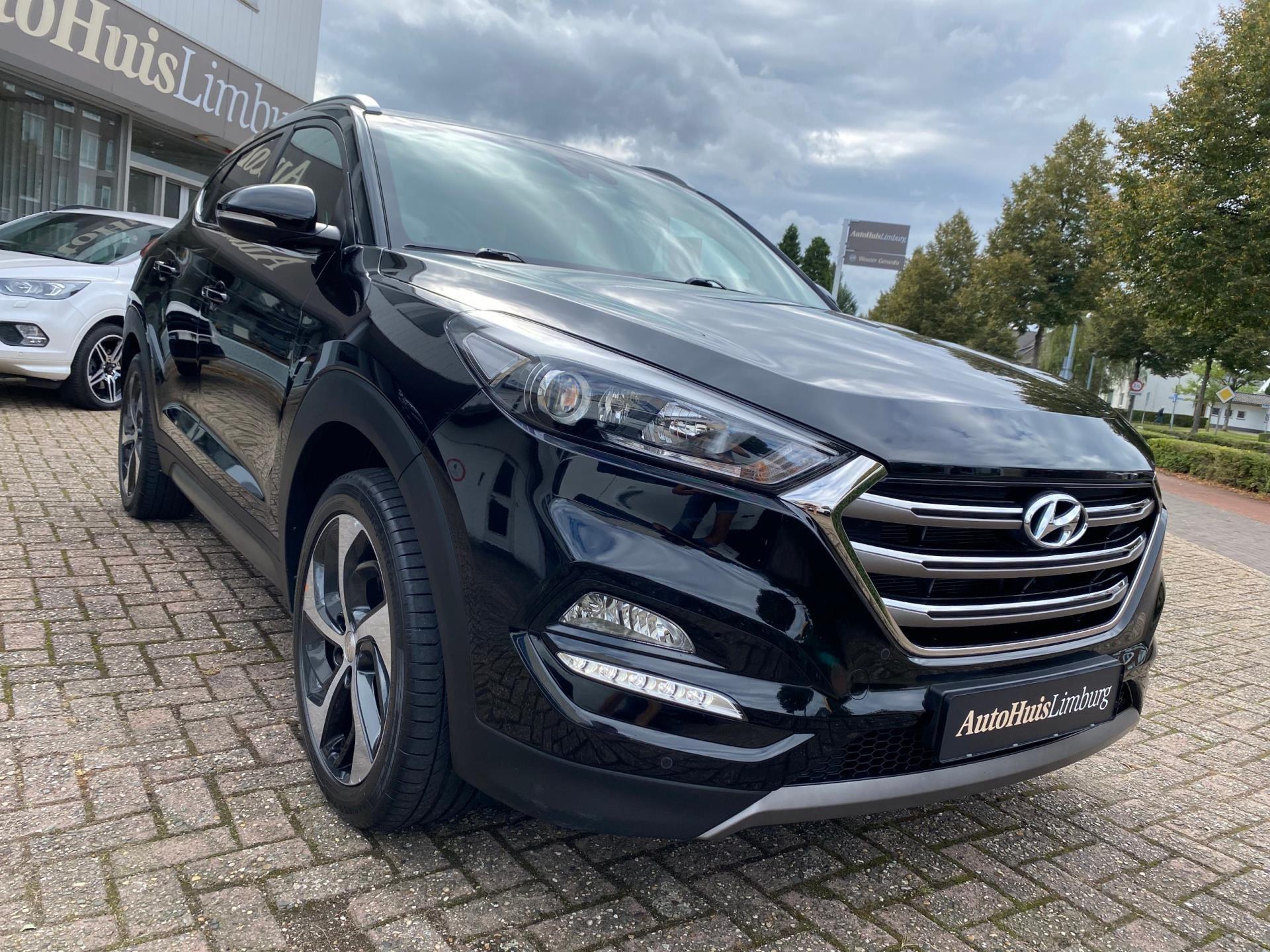 Hyundai Tucson occasion - AutoHuisLimburg