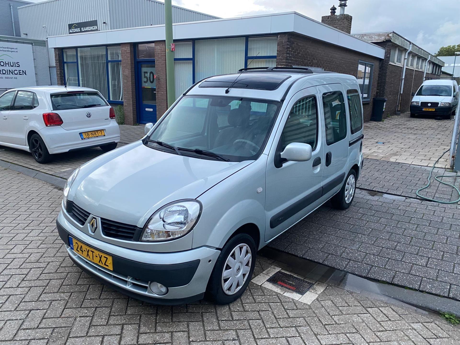 Renault Kangoo occasion - Kose Auto's