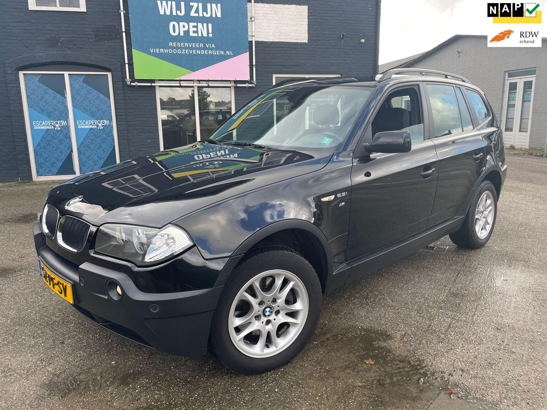 BMW X3 occasion - Limited Car