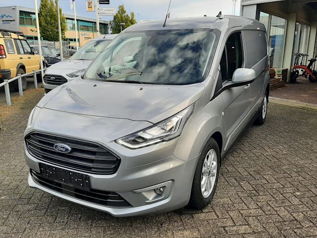 Ford Transit Connect 1.5 EcoBlue L2 limited automaat Solar silver