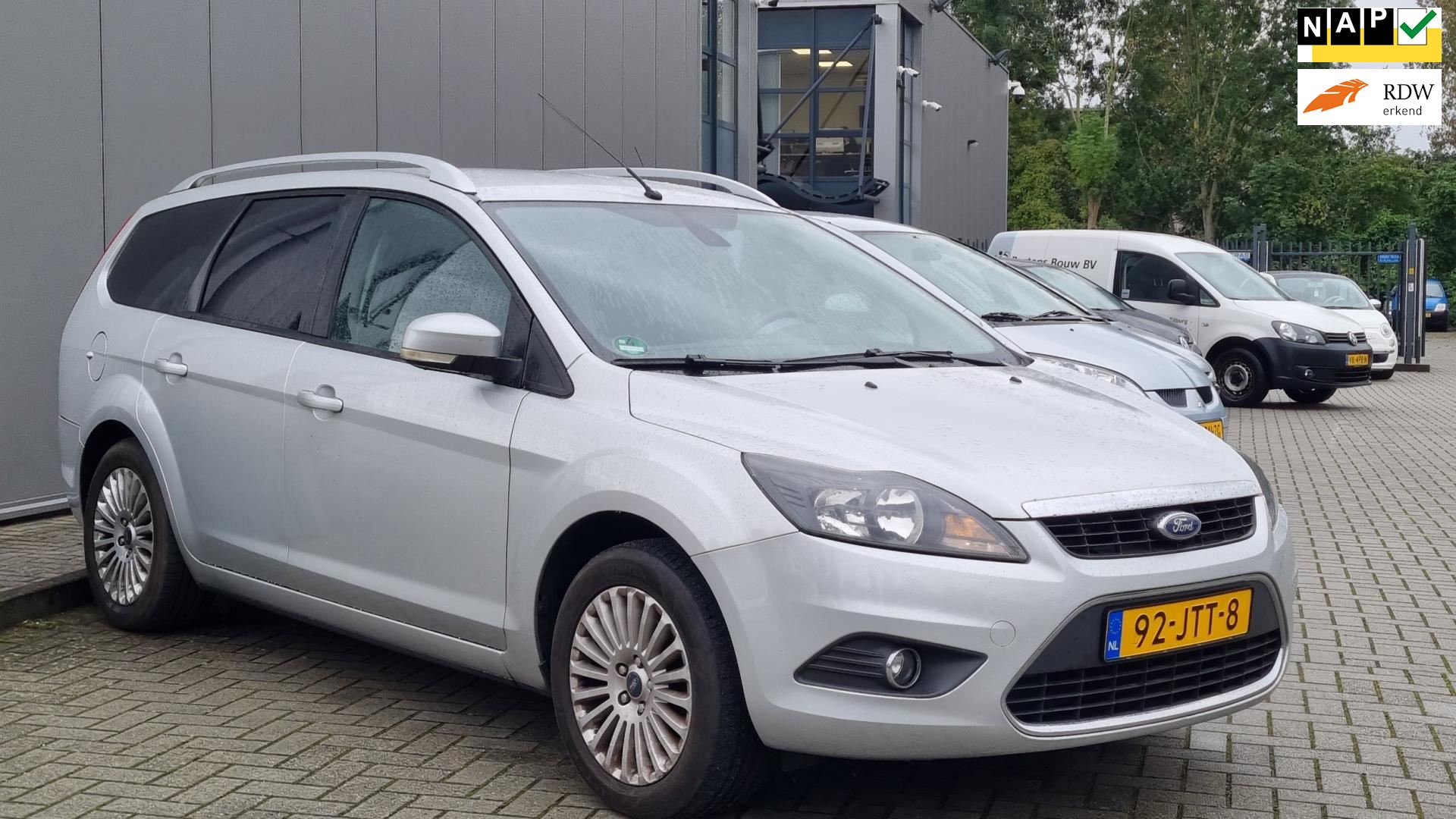 Ford Focus Wagon occasion - Weerterveld Auto's