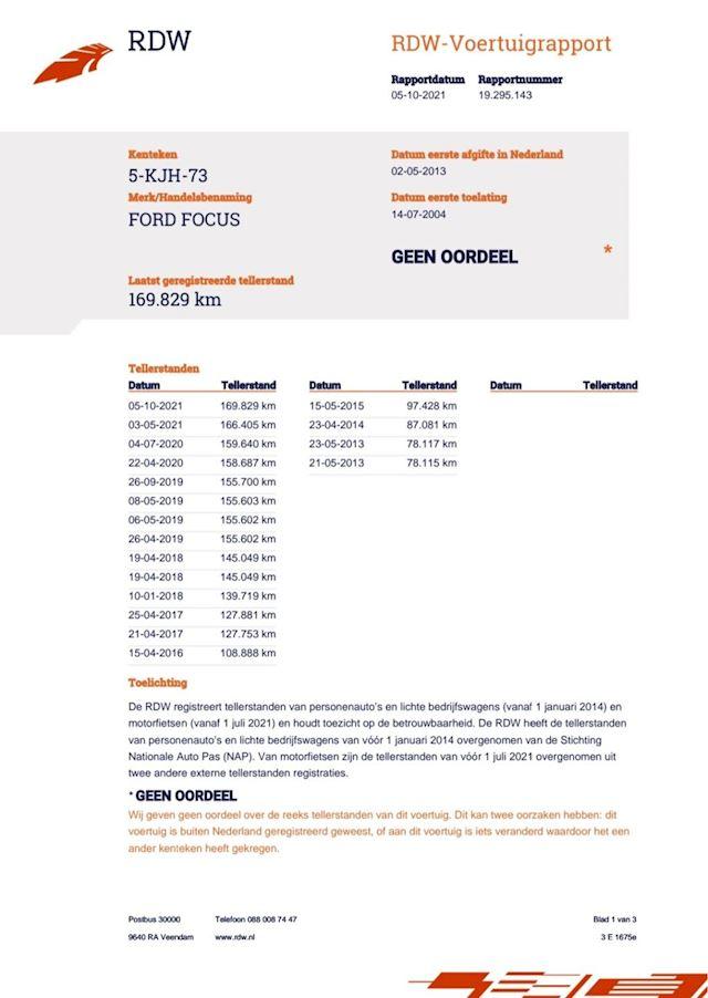 Ford Focus 1.6-16V/Airco/elektrische ramen/Nap