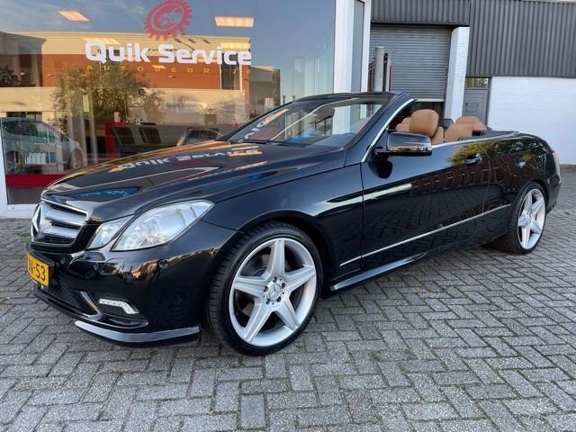 Mercedes-Benz E-klasse Cabrio occasion - Bosch Car Service Nuenen