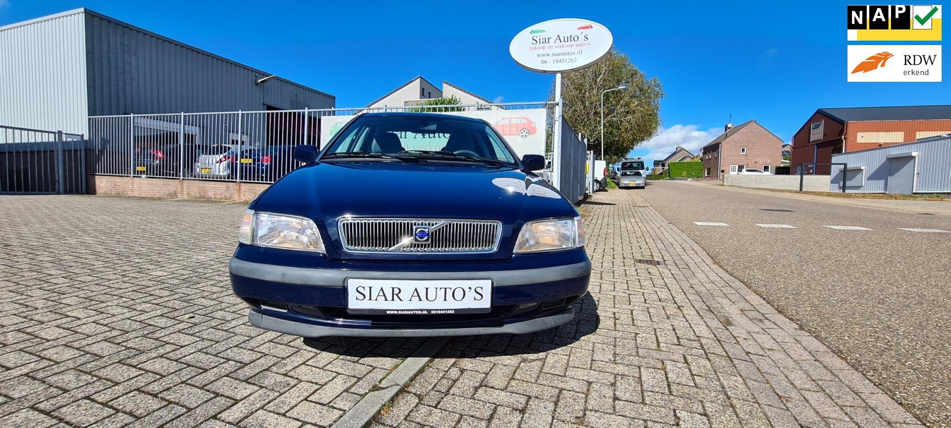 Volvo S40 occasion - Siar Auto's