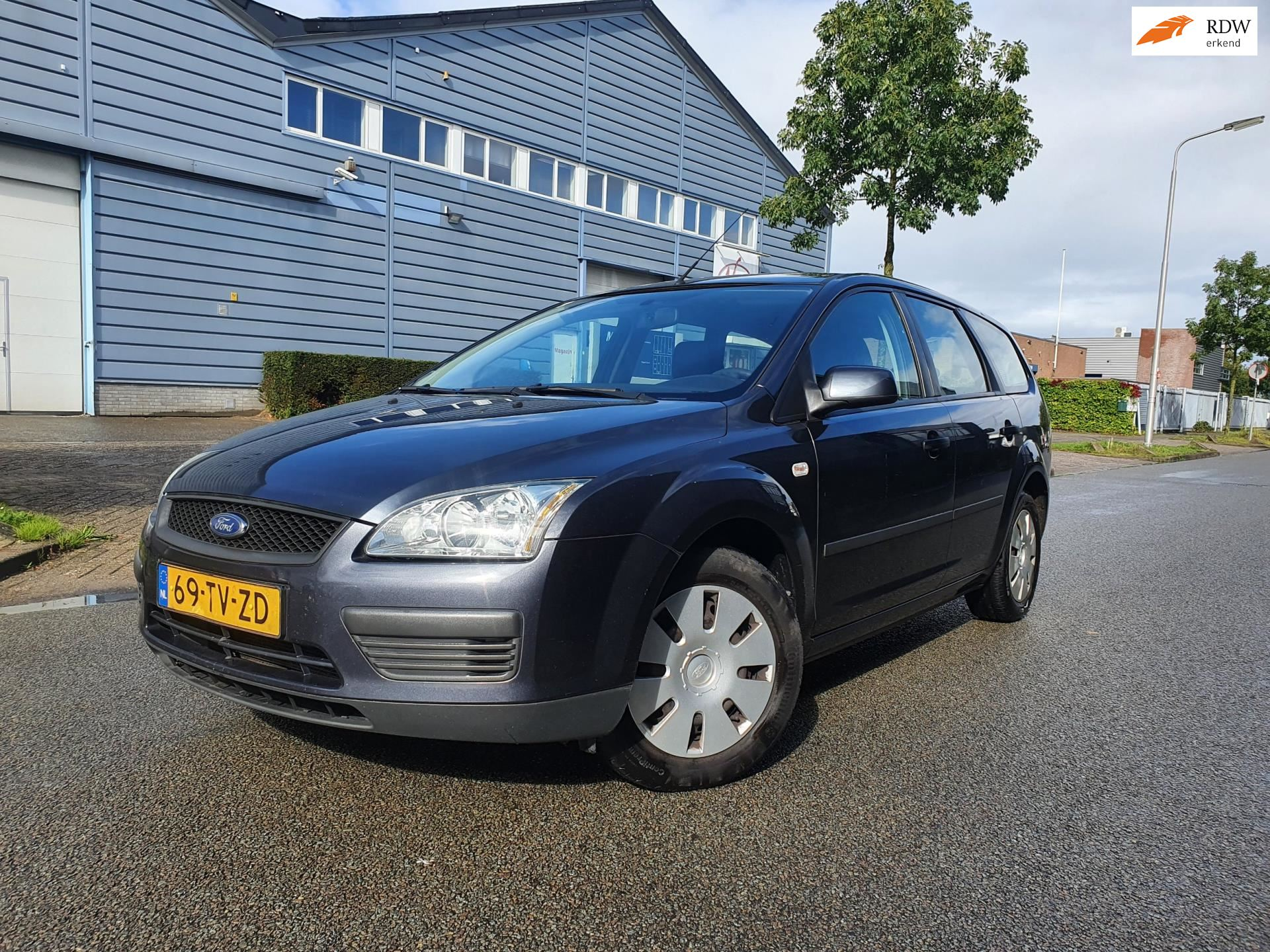 Ford Focus Wagon occasion - Autohandel Direct
