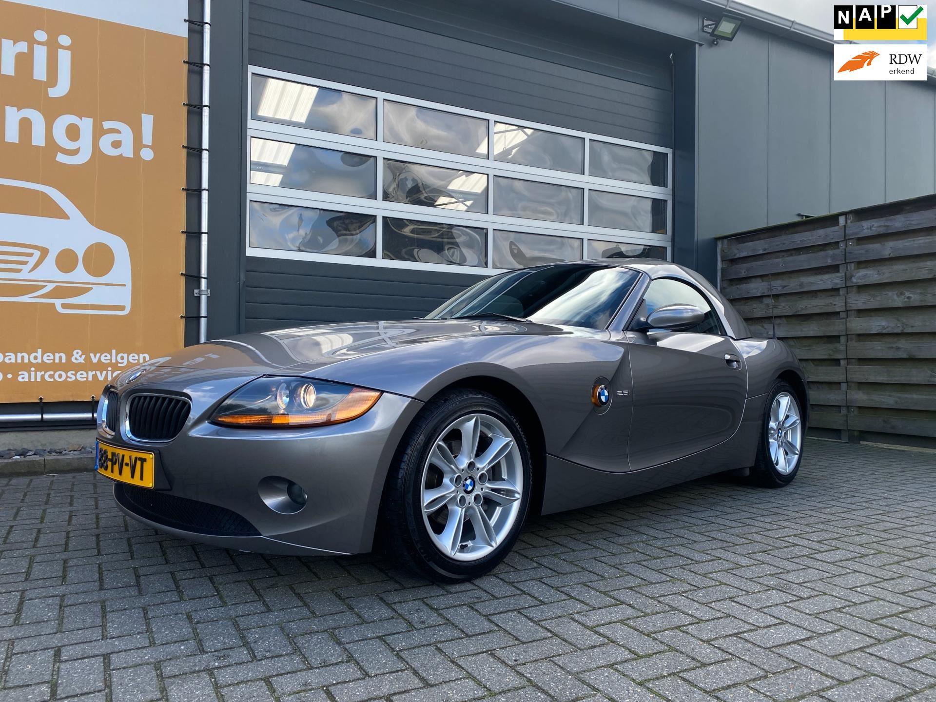 BMW Z4 Roadster occasion - Jeeninga Auto's
