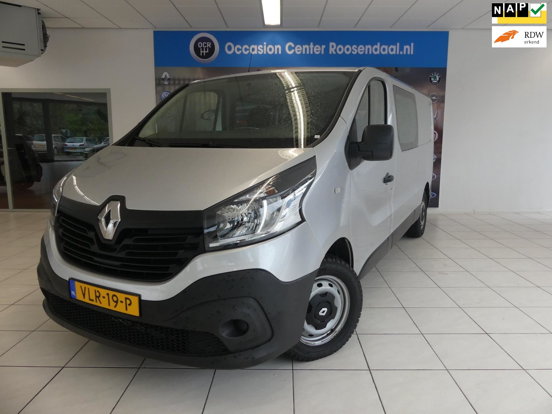 Renault Trafic occasion - Occasion Center Roosendaal