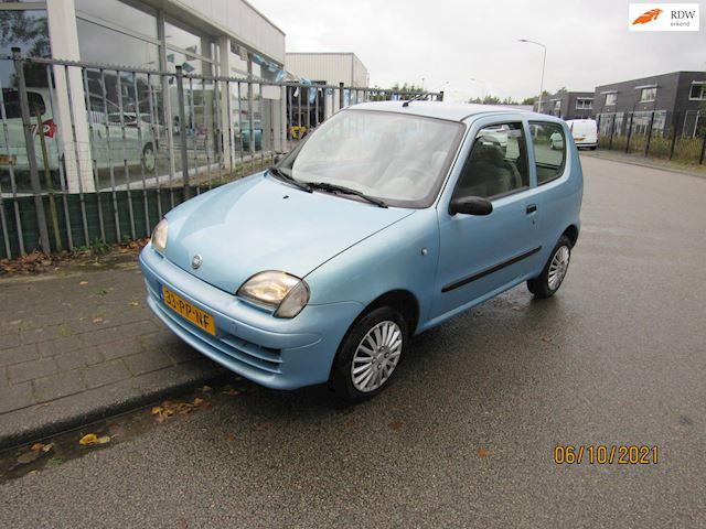 Fiat Seicento 1.1 Active Plus met stuurbekrachtiging