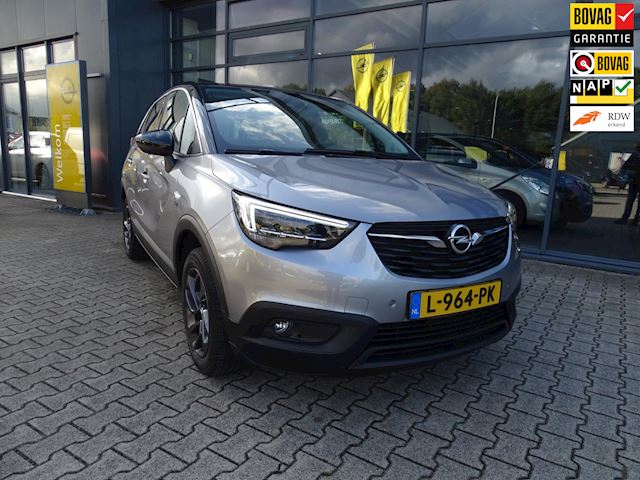 Opel Crossland X 1.2 Turbo Innovation AUTOMAAT
