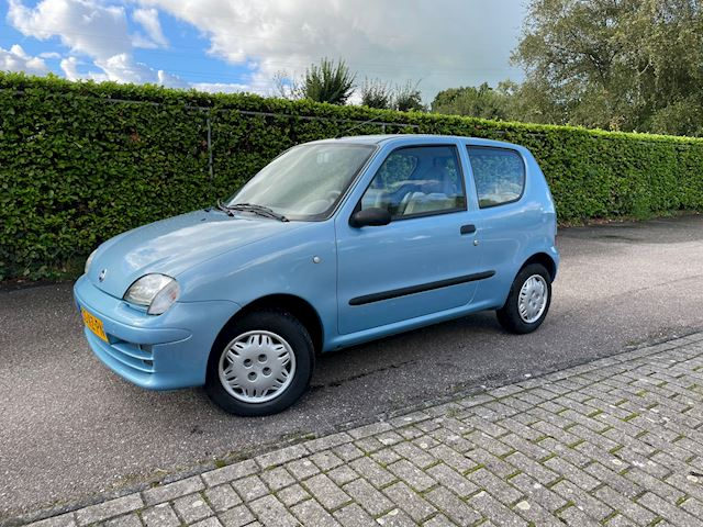 Fiat Seicento 1.1 Young / 1 eigenaar / 9900KM