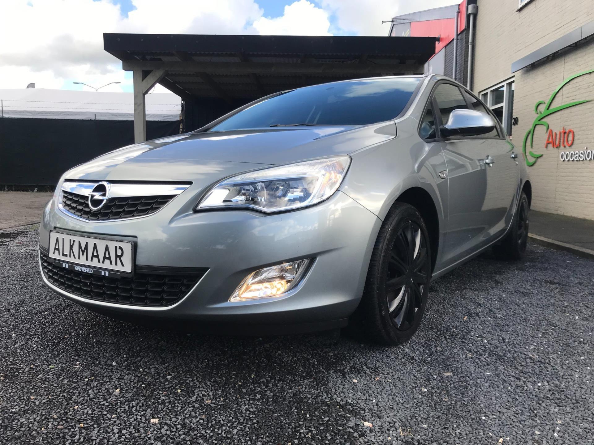 Opel Astra occasion - Autoverkoop Alkmaar