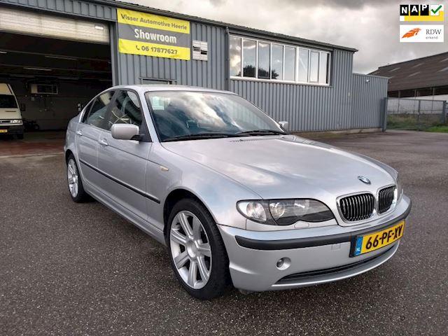 BMW 3-serie occasion - Visser Automotive Heerle