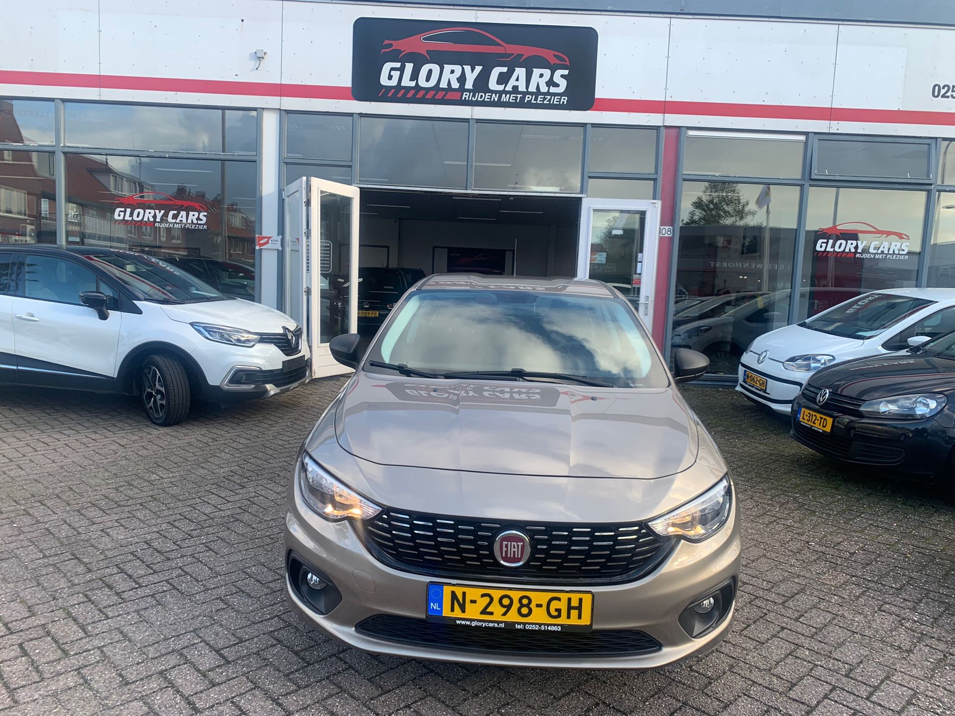 Fiat Tipo occasion - Glory Cars