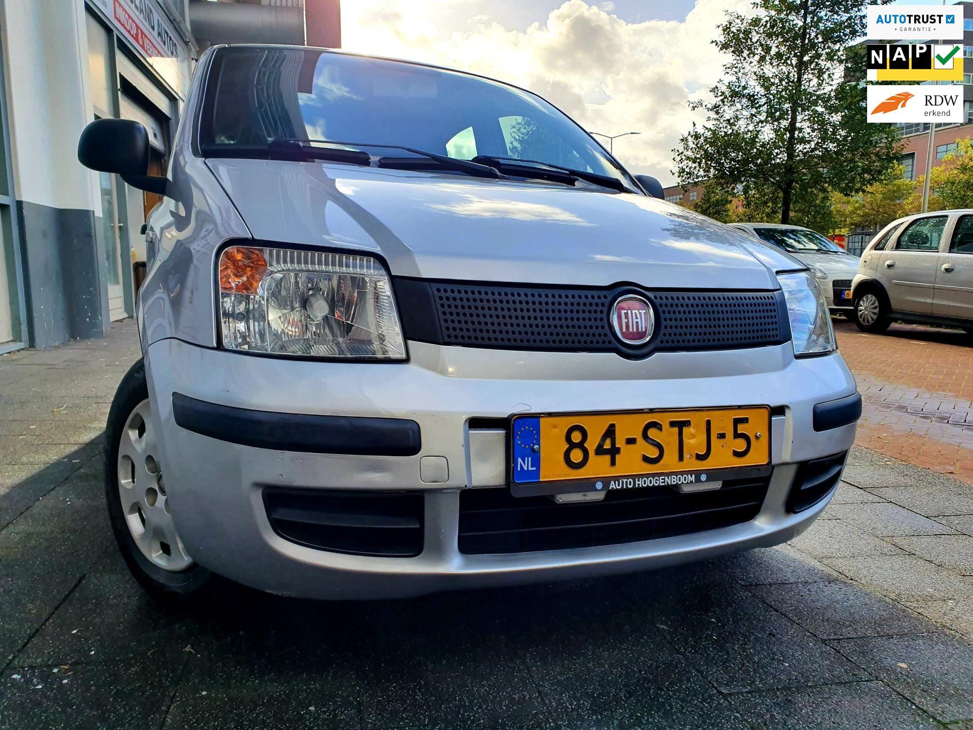 Fiat Panda occasion - Haagland Auto's