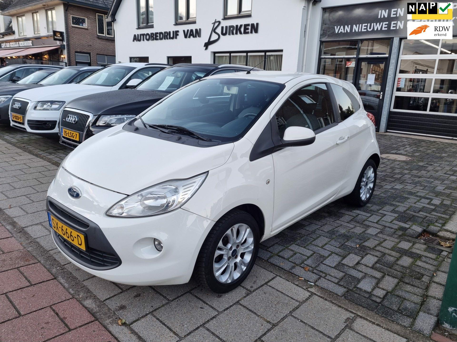 Ford Ka occasion - Autobedrijf van Burken