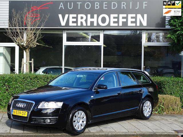 Audi A6 Avant 2.0 TFSI - CLIMATE CONTR - PARKEER SENSOREN - VOL ONDERHOUD - 2 SLEUTELS !