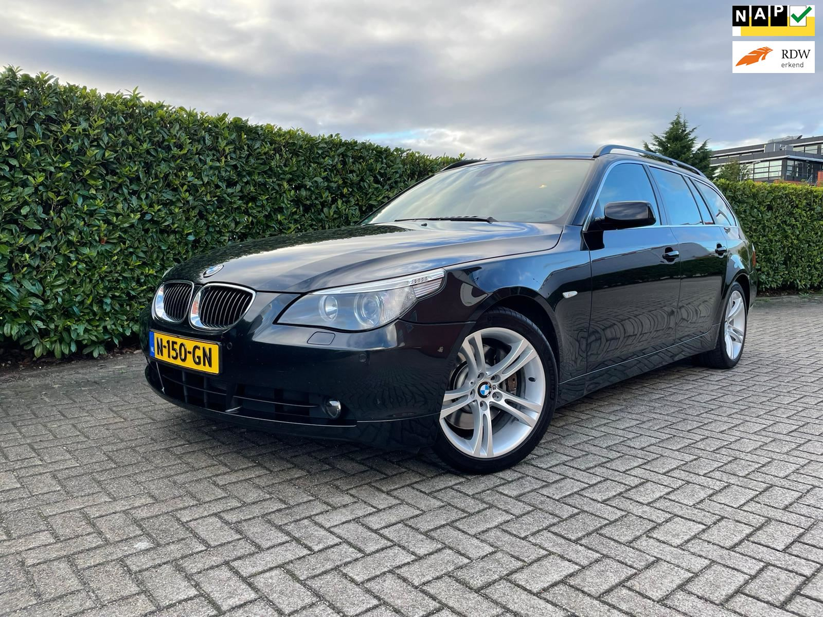 BMW 5-serie Touring occasion - YoungTimersHolland