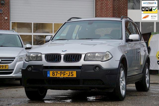 BMW X3 occasion - Automotive-Venray