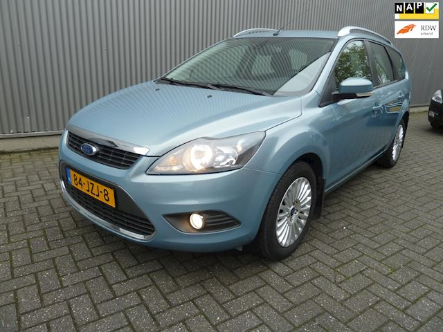 Ford Focus Wagon 1.8 Limited/Climate Control/Cruise Control/ Navigatie/LMV/Trekhaak