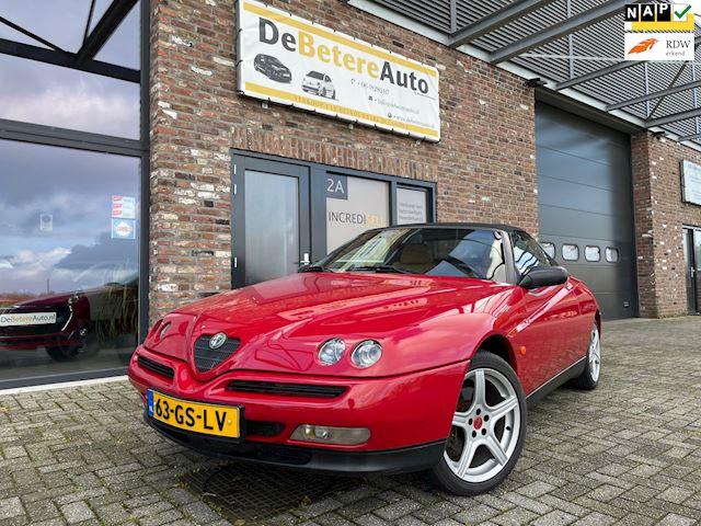Alfa Romeo Spider occasion - DeBetereAuto