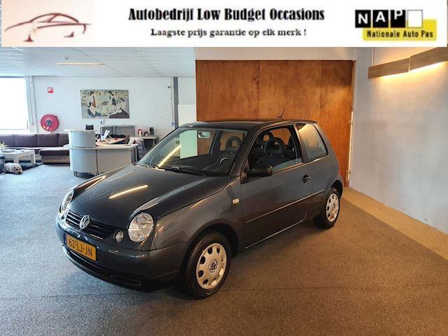 Volkswagen Lupo 1.4-16V Comfortline,Apk Nieuw,2e eigenaar,E-Ramen,Navigatie,E-spiegels,N.A.P,Weinig km's,Topstaat!!
