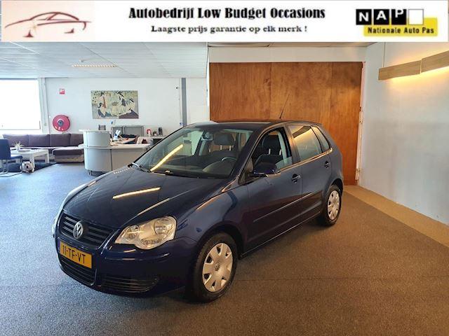 Volkswagen Polo 1.4-16V Optive,Apk Nieuw,Airco,Cruise,E-Ramen,N.A.P,5Deurs,Lm velgen,Topstaat!!